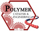 Polymerization catalyses and engineering logo