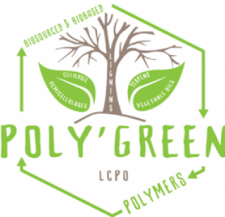 Biopolymers and bio-sourced polymers logo