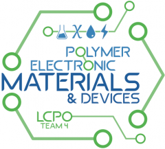 Polymer materials for Electronic, Energy, Information and Communication Technologies logo